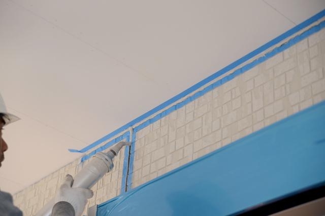 シーリング材の補修方法 画像